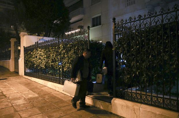 Rusya Yunanistan Atina Diplomat