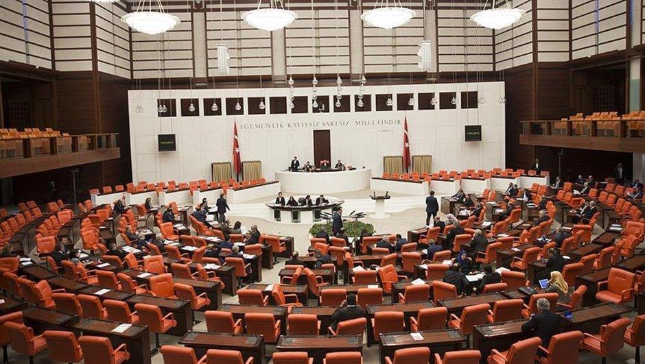 Anayasa değişiklik teklifi TBMM Genel Kurulu