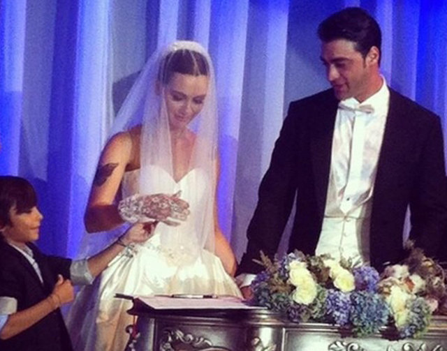 Birce Akalay, Sarp Levendoğlu ile boşanmaktan vazgeçti