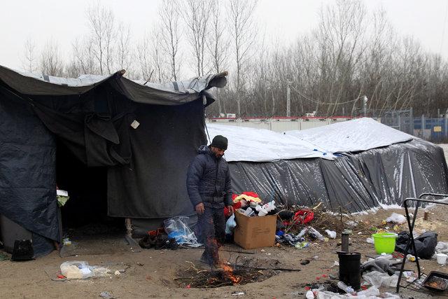 Sırbistan'daki mültecilerin yaşam savaşı