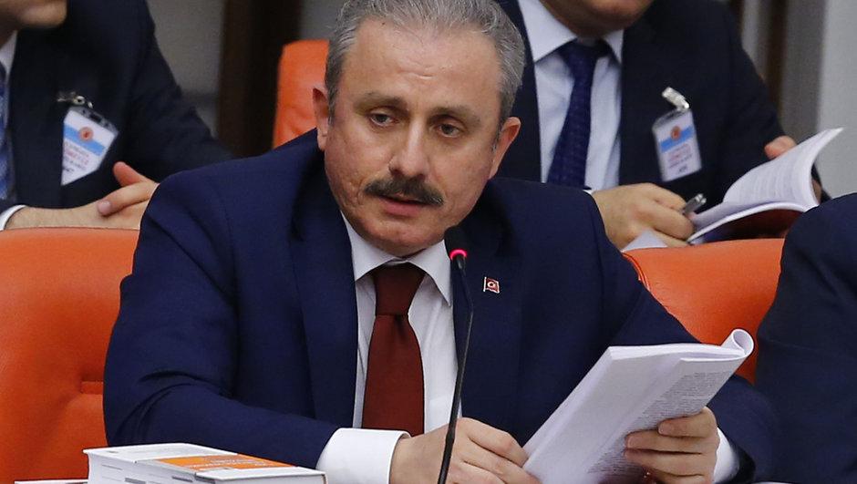 Mustafa Şentop anayasa