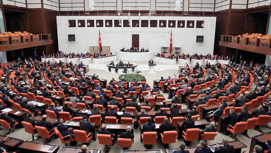 Anayasa görüşmeleri Anayasa değişiklik paketi TBMM