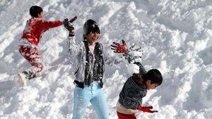 Muğla'da eğitme kar engeli
