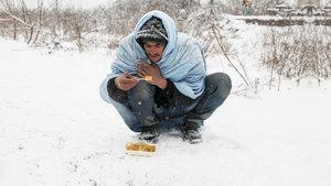 Mültecilerin yaşam savaşı