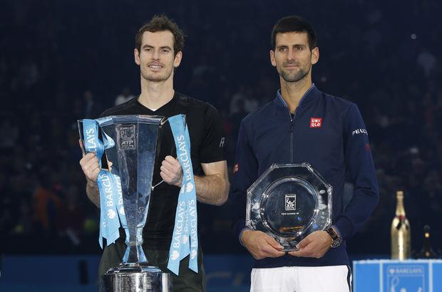 Andy Murray tenis futbol teknik direktör