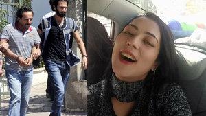 """Antalya'da """"başı taşla ezilen kadın"""" cinayetinde sanık, hakim karşısına çıktı"""