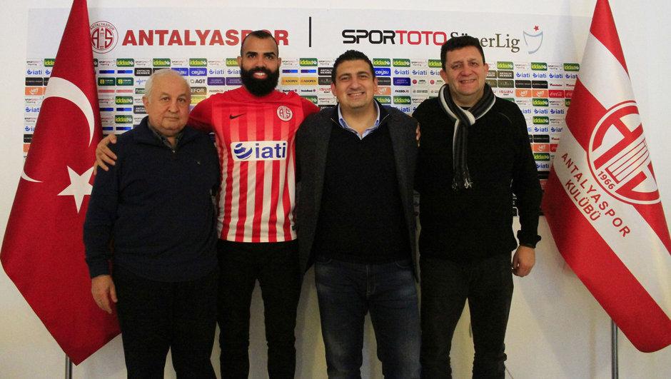 Sandro Ranieri Antalyaspor