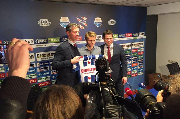 Real Madrid Martin Odegaard Heerenveen