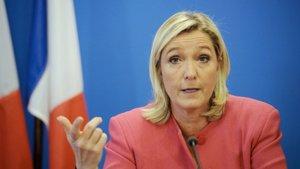 Marine Le Pen üretimde Trump'la aynı görüşü paylaşıyor