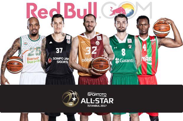 Spor Toto All Star basketbol yetenek yarışması smaç yarışması