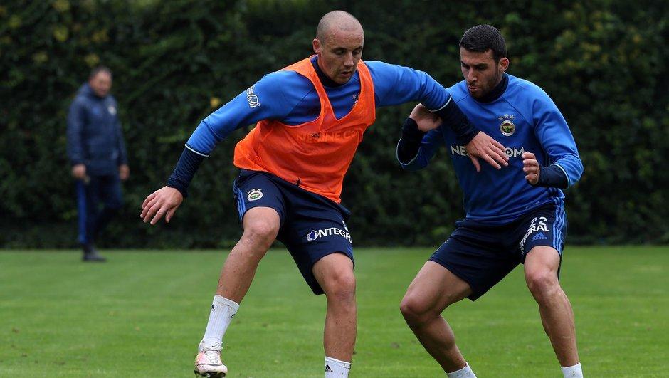 Aatif Chahechouhe Fenerbahçe Trabzonspor Mehmet Ekici