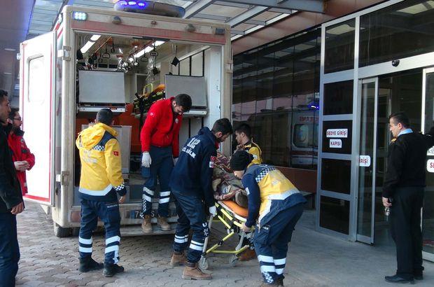 Yaralı ÖSO askerleri Kilis'te