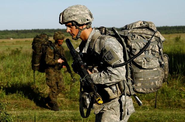 ABD'den o ülkeye asker ve teçhizat sevkiyatı