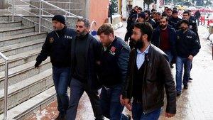 Kocaeli'ye saldırı hazırlığındaki teröristler tutuklandı