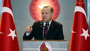 Erdoğan'ın 'İnlerine gireceğiz' sözlerine dava açan 21 şüpheli için soruşturma