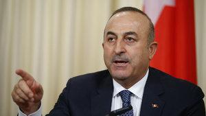 Dışişleri Bakanı Çavuşoğlu Lavrov ile görüştü