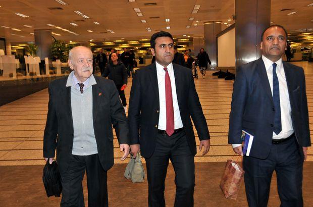 BAE'de tutuklanan Türk avukatlar yurda döndü