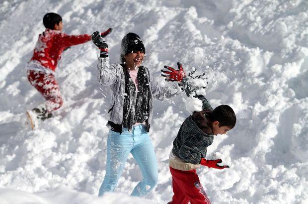 Muğla kar tatili