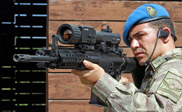 MPT-76 Milli Piyade Tüfeği artık teşvik kapsamında
