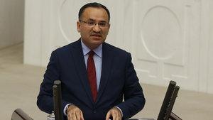 Adalet Bakanı Bozdağ: Yeni sistem siyasi istikrarı tesis etmekte