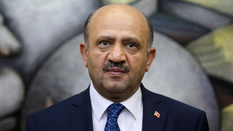 yurtdışı görevlendirme Milli Savunma Bakanı Fikri Işık