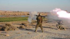 Musul operasyonunda DEAŞ'lı 193 terörist öldürüldü