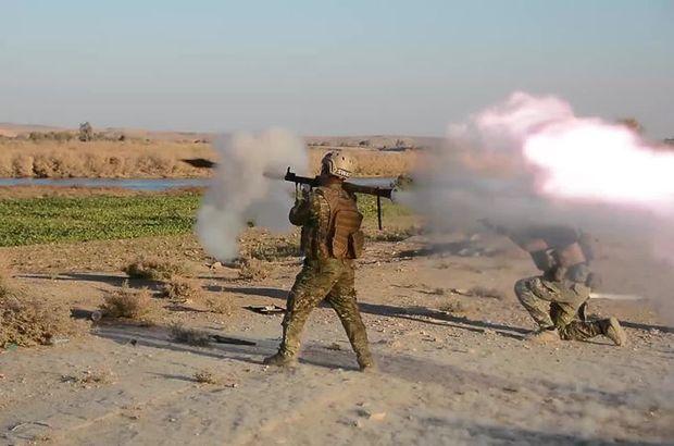 Musul operasyonunda öldürülen terörist sayısı açıklandı!