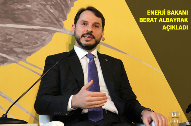 Enerji Bakanı Berat Albayrak yerli kömür