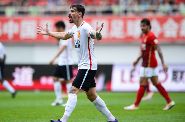 Ersan Gülüm Hebei China Fortune transfer Beşiktaş