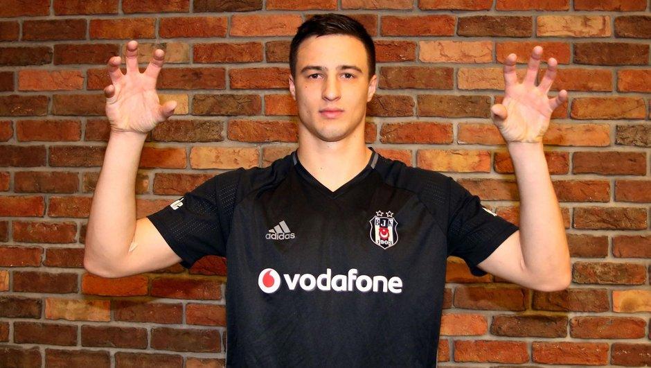 Matej Mitrovic Beşiktaş transfer maaş