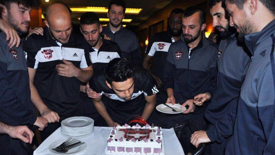 Muhammet Demir Gaziantepspor doğum günü