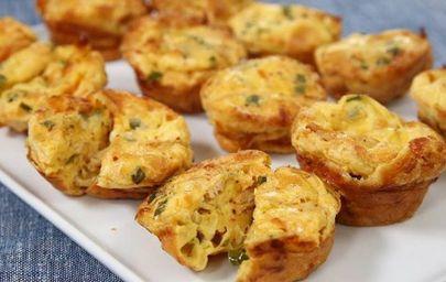 Tavuklu muffin tarifi