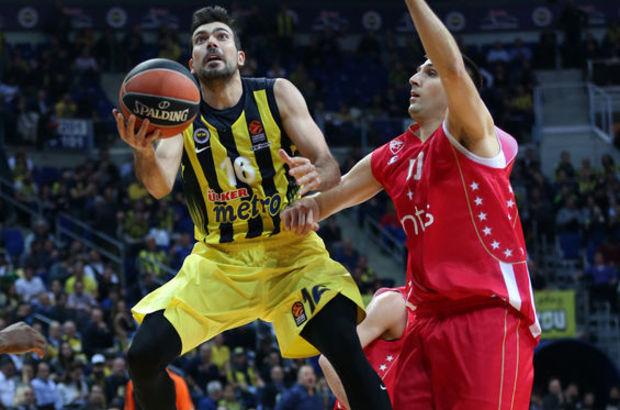 Kızılyıldız - Fenerbahçe maçı