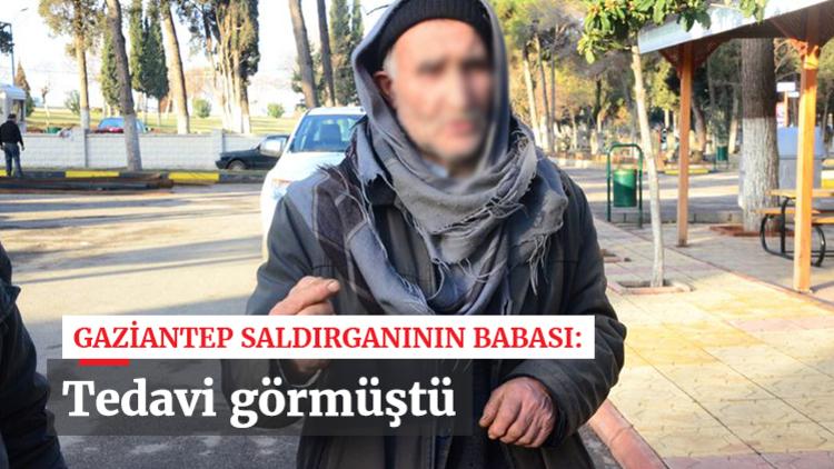 Gaziantep'te elinde silahla Emniyet'e girmek isterken öldürülen Müslüm Kasar'ın babası konuştu...