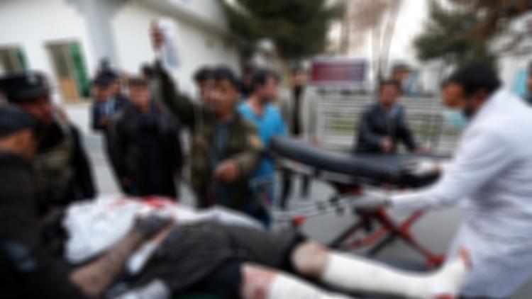 Afganistan'ın başkenti Kabil'de peş peşe düzenlenen iki saldırıda ölenlerin sayısı 45'e çıktı.