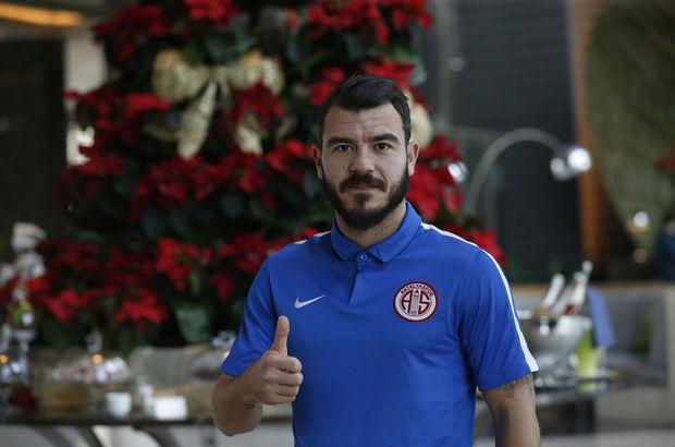 Galatasaray Yekta Kurtuluş Antalyaspor
