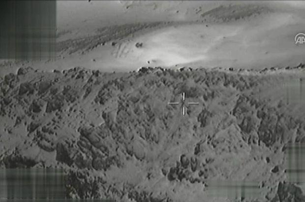 Irak'ın kuzeyine hava harekatı! 14 PKK hedefi imha edildi