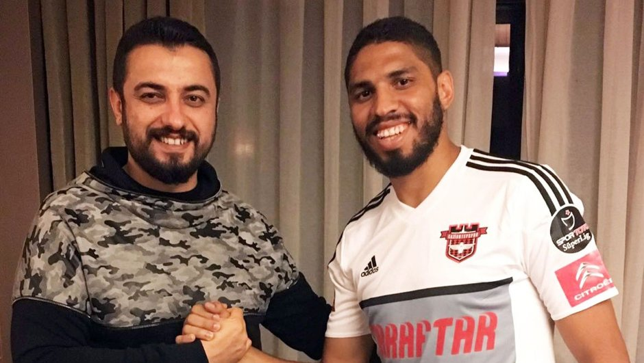 Gaziantepspor Wallece Reis transfer