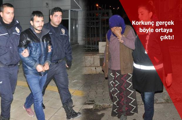 Genç kadın, polisi arayıp annesi ve ağabeyini ihbar etti!
