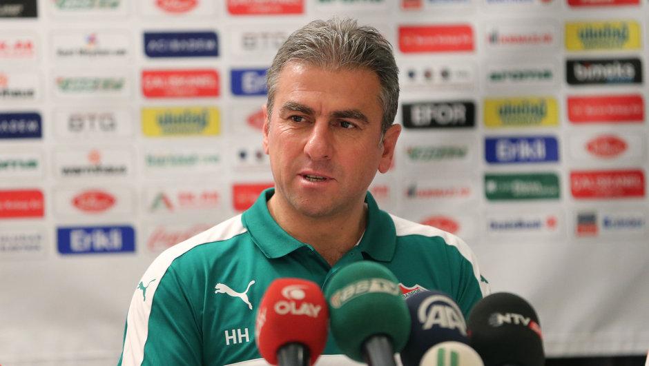 Hamza Hamzaoğlu Bursaspor Trabzonspor