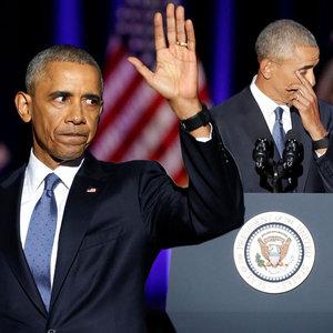 Obama'dan veda konuşması: 'Başardık' dedi, o ülkeden hiç bahsetmedi!