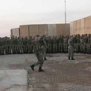 Irak ile Başika krizinde flaş gelişme!