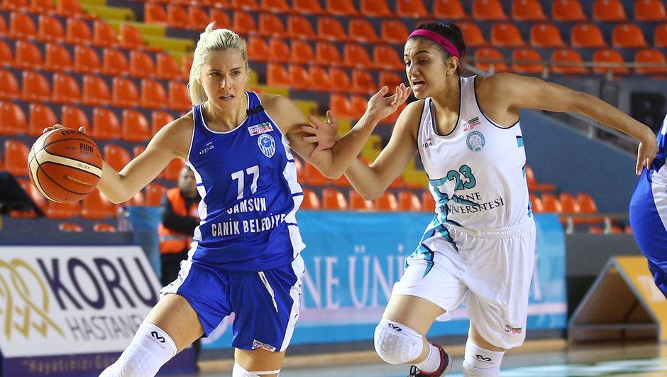 Canik Belediyespor Elina Babkina