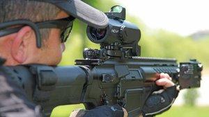 MPT-76 Milli Piyade Tüfeği TSK'ya teslim edildi