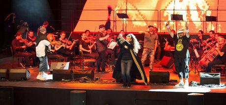Suriyeli Müzisyenler Orkestrası albüm yayınlayacak