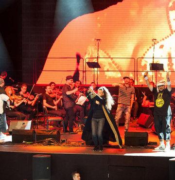 Ülkelerini terk eden Suriyeli müzisyenlerden albüm