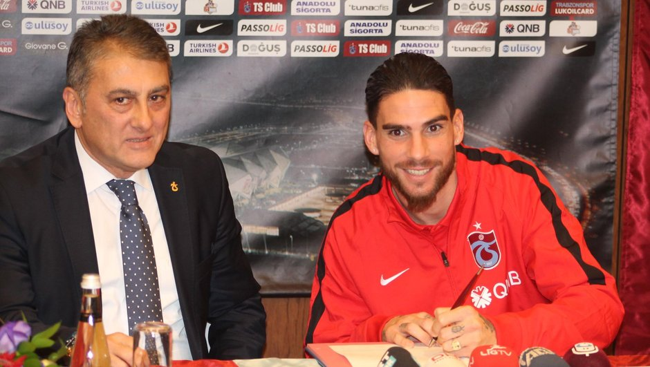 Carl Medjani Trabzonspor
