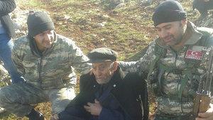 Gaziantep'te kaybolan alzaymır hastası donmak üzereyken bulundu