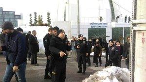 Kocaeli Üniversitesi'nde kavga: 38 gözaltı