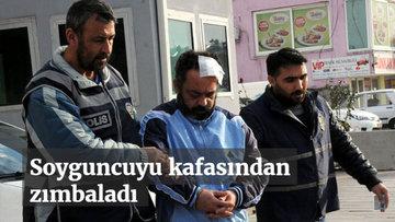 Zanlı tutuklandı